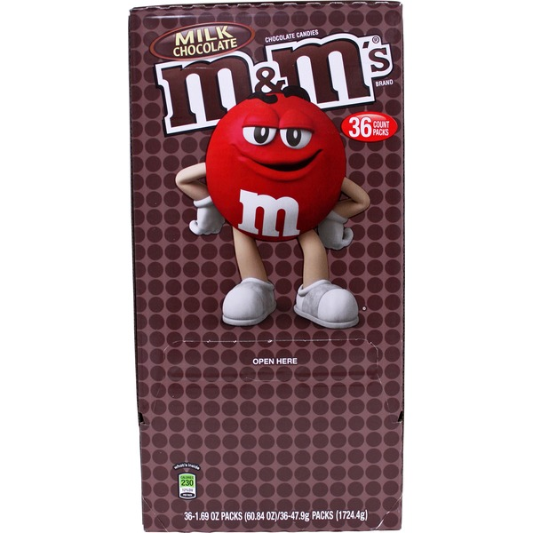 M&M Milk Chocolate Chocolate Candies