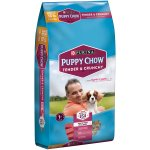 Purina Puppy Chow Tender & Crunchy Dry Puppy Food (Various Sizes)
