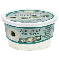 Adelphos French Onion Greek Yogurt Dip