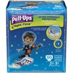 Pull-Ups Boys' Night-Time Training Pants, Size 2T/3T, 50 Pants