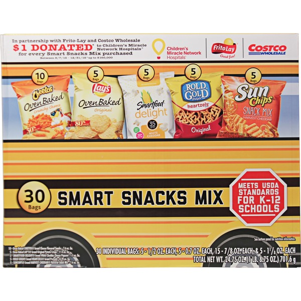 Frito Lays Smart Snacks Mix
