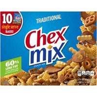 Chex Mix Traditional Single Serve Bags Snack Mix