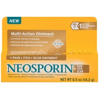Neosporin® Multi-Action +Pain Itch Scar First Aid Antibiotic/Pain Relieving Ointment