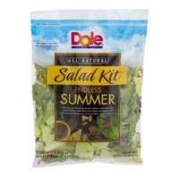 Dole All Natural Salad Kit Endless Summer