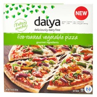 Daiya Fire-Roasted Vegetable Gluten-Free Pizza