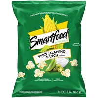 Smartfood Spicy Jalapeño Ranch Popcorn Popped