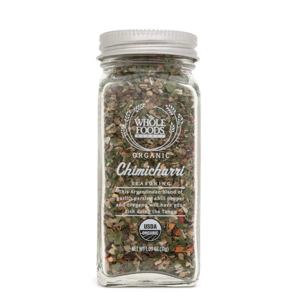 Whole Foods Market Organic Chimichurri Seasoning