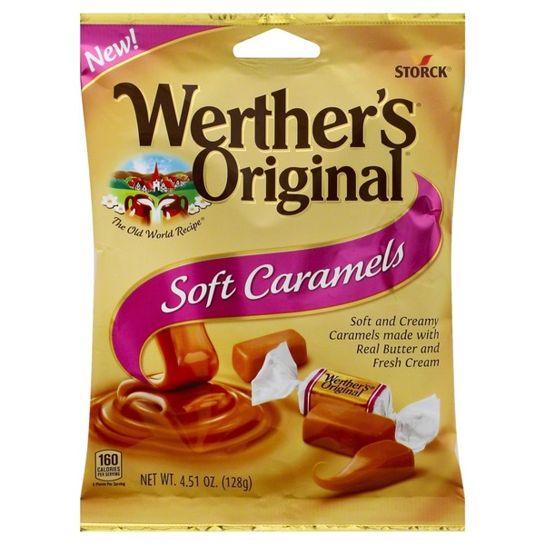 Werther's Original Caramel Chewy Candy