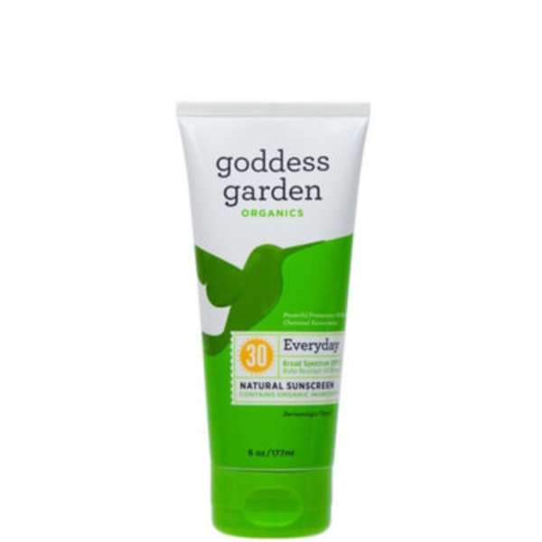 Goddess Garden Everyday Broad Spectrum SPF 30 Natural Sunscreen