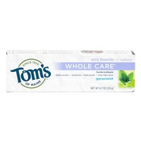 Tom's of Maine Whole Care Spearmint Toothpaste