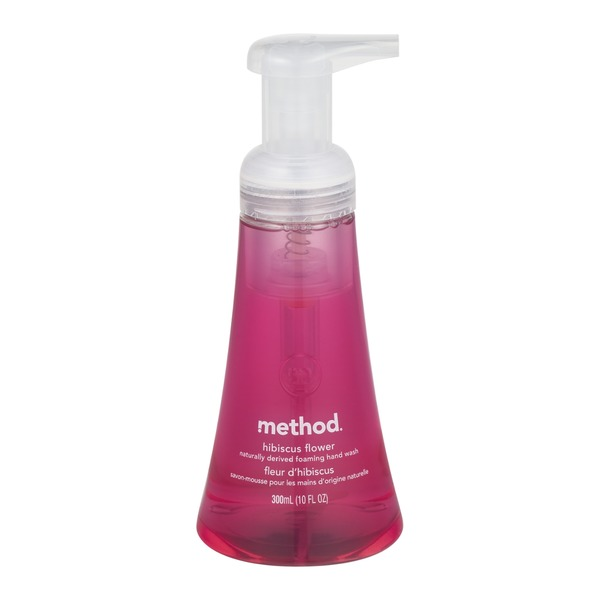 Method Foaming Hand Wash Hibiscus Flower