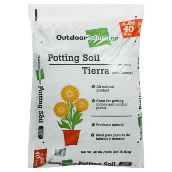 Outdoor Solutions Potting Soil