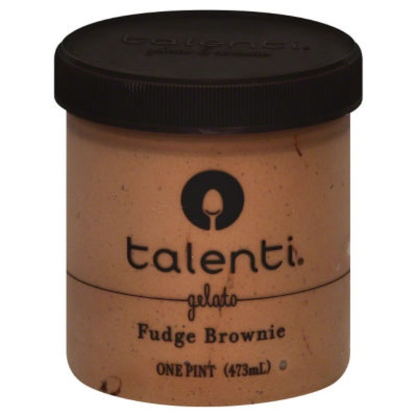 Talenti Fudge Brownie Gelato