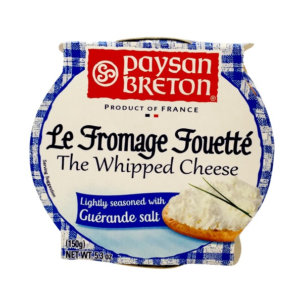 Paysan Breton Whipped Cheese Spread
