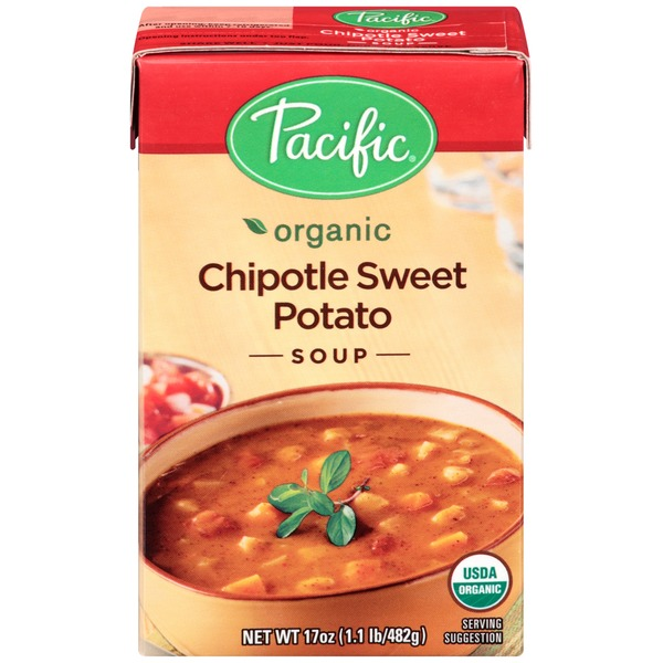 Pacific Foods Organic Chipotle Sweet Potato Soup