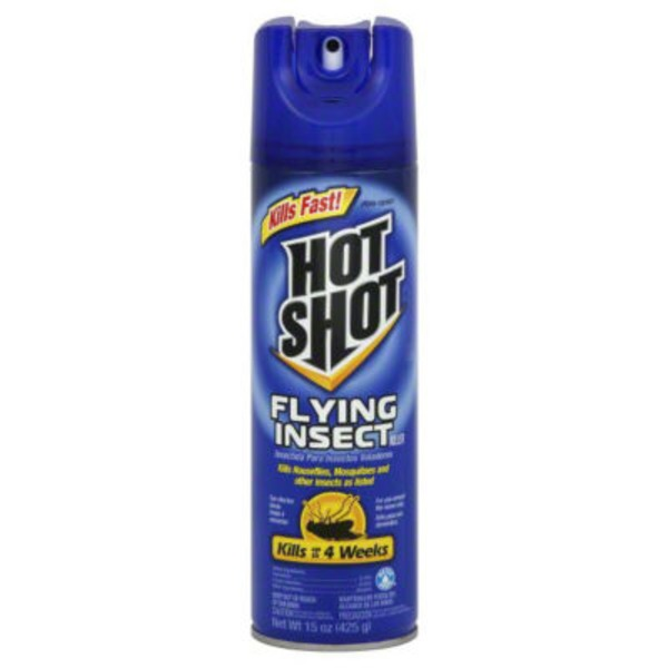 Hot Shot Flying Insect Spray