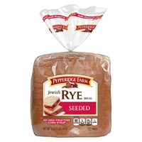 Pepperidge Farm Fresh Bakery Jewish Rye Seeded Bread