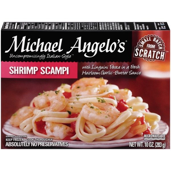 Michael Angelo's Shrimp Scampi