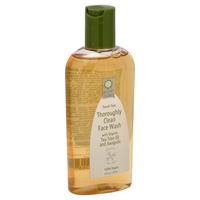 Desert Essence Thoroughly Clean Face Wash with Organic Tea Tree Oil and Awapuhi, Travel Size
