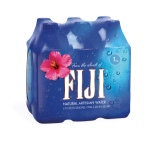 Fiji Natural Artesian Water, 33.8 Fl Oz, 6 Count