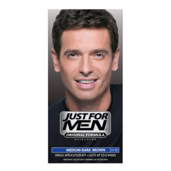 Just For Men Medium-Dark Brown H-50 Haircolor