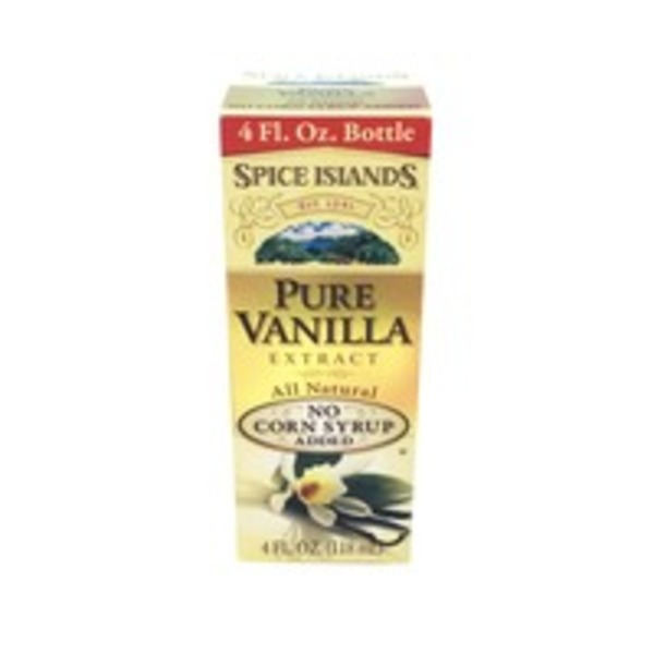 Spice Islands Vanilla Extract, Pure