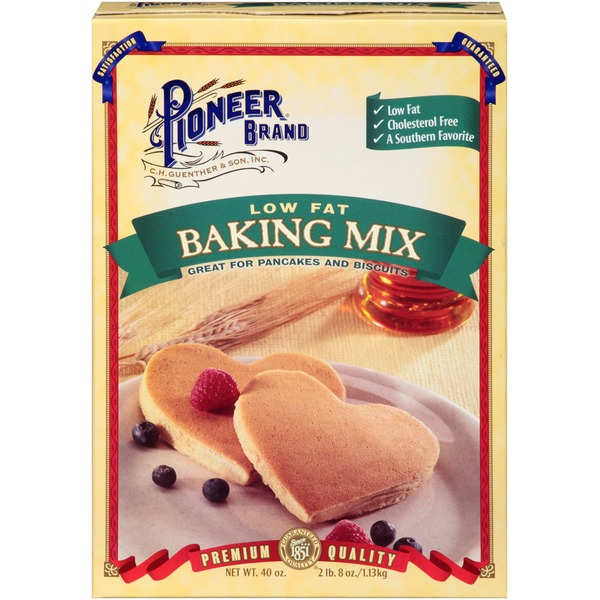 Pioneer Brand Low Fat Premium Quality Biscuit & Baking Mix