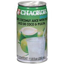 Chaokoh Coconut Juice with Pulp, 11.8 Fl Oz, 1 Count