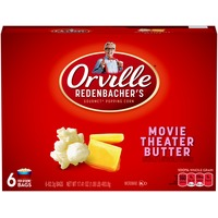 Orville Redenbacher's Pop Up Bowl Movie Theater Butter Microwave Popcorn