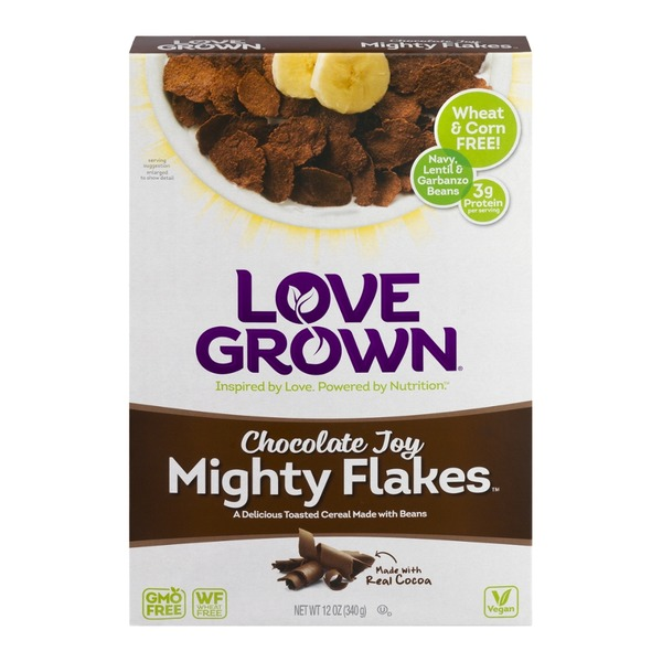 Love Grown Foods Love Grown Chocolate Joy Mighty Flakes