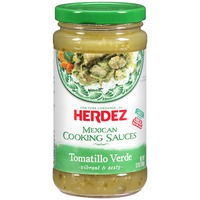 Herdez Mexican Tomatillo Verde Cooking Sauce