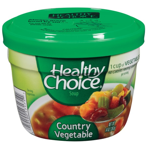 Healthy Choice Country Vegetable Soup