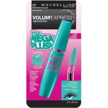 Maybelline New York Volum' Express The Mega Plush Washable Mascara