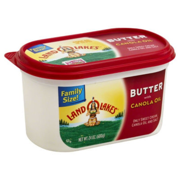 Land O Lakes® With Canola Oil Butter Spread