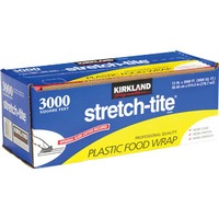Kirkland Signature Stretch Tite Plastic Food Wrap