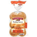 Pepperidge Farm Bakery Classics Sweet & Soft Sliders Buns, 12 ct, 15 oz