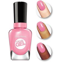 Sally Hansen Miracle Gel Nail Color, Pink Cadillaquer, 0.5 fl oz