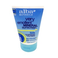 Alba Botanica Sunscreen, Kids,  Broad Spectrum SPF 30