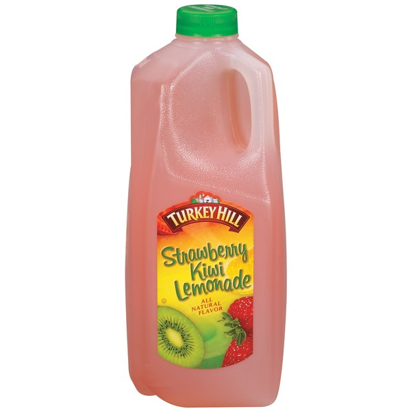 Turkey Hill Strawberry-Kiwi Lemonade