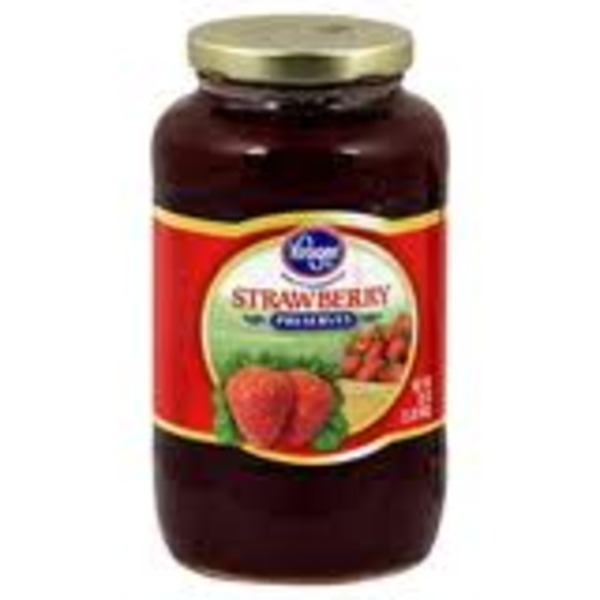 Kroger Strawberry Preserves