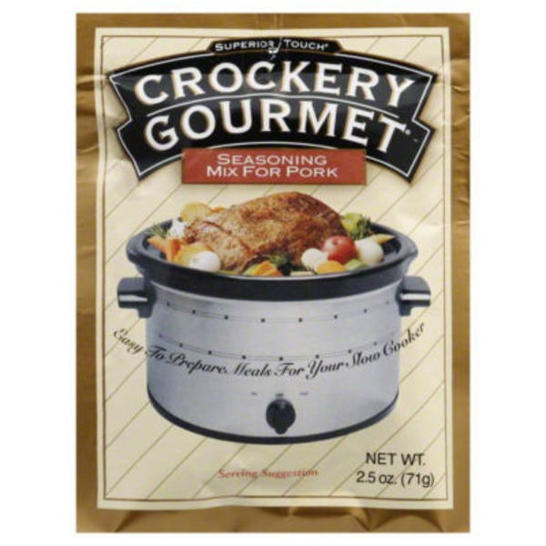 Crockery Gourmet Seasoning Mix for Pork