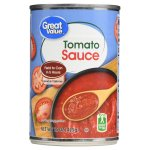 Great Value Tomato Sauce, 15 oz