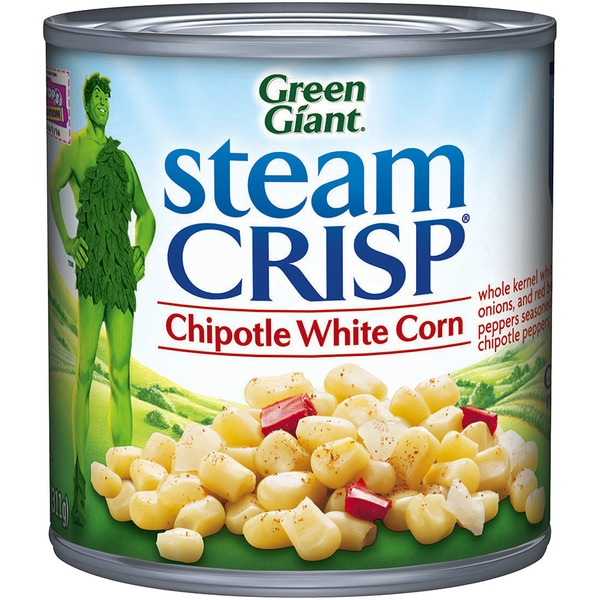 Green Giant SteamCrisp Chipotle White Corn