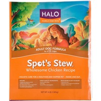 Halo Spots Stew Chicken Dry Dog Food