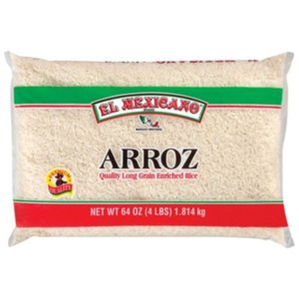 El Cazo Mexicano Long Grain Rice
