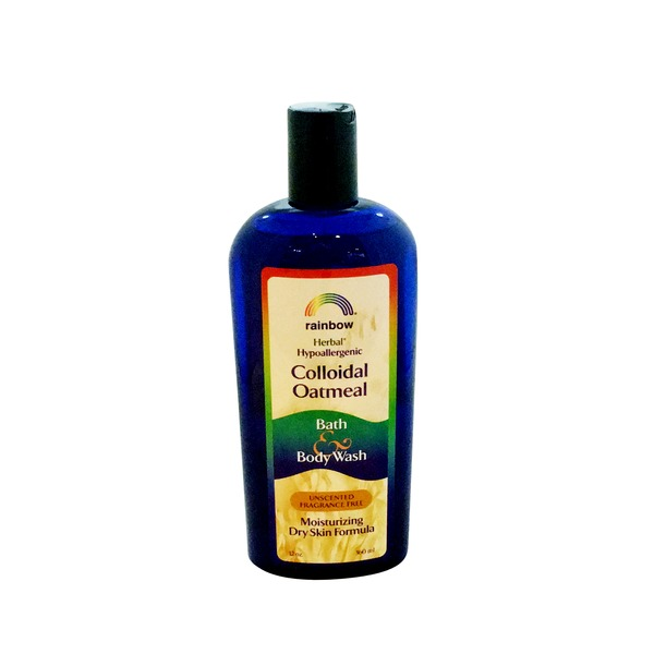 Rainbow Research Corp. Unscented Colloidal Oatmeal Bath and Body Wash