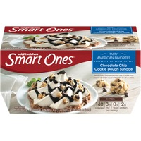 Weight Watchers Chocolate Chip Cookie Dough Sundae Tasty American Favorites