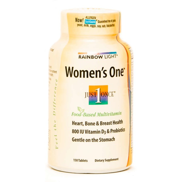 Rainbow Light Women's One Tablets - 150 CT