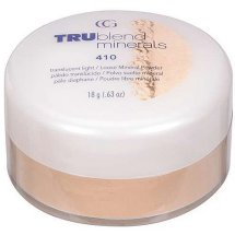 CoverGirl TRUblend Minerals Loose Powder, Translucent Light 410