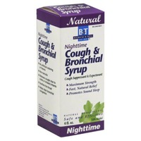 Boericke & Tafel Nighttime Cough & Bronchial Syrup